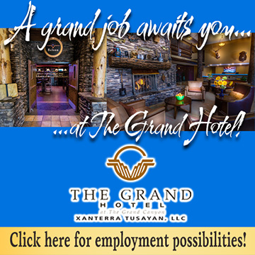 Jobs at The Grand Hotel